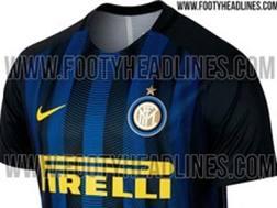 L'anticipazione sulla nuova maglia dell'Inter pubblicata da Footy Headlines
