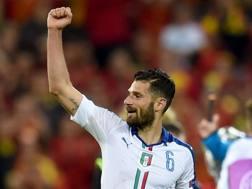 Antonio Candreva, 29 anni, centrocampista della Lazio. Getty Images