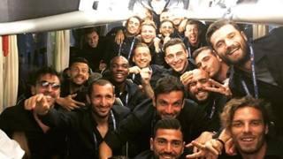 Italia-Spagna dietro le quinte: gli Instagram di azzurri e wags