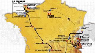 Tour de France 2016, tutte le altimetrie