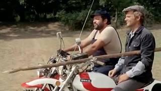 Le auto e le moto di Bud Spencer e Terence Hill