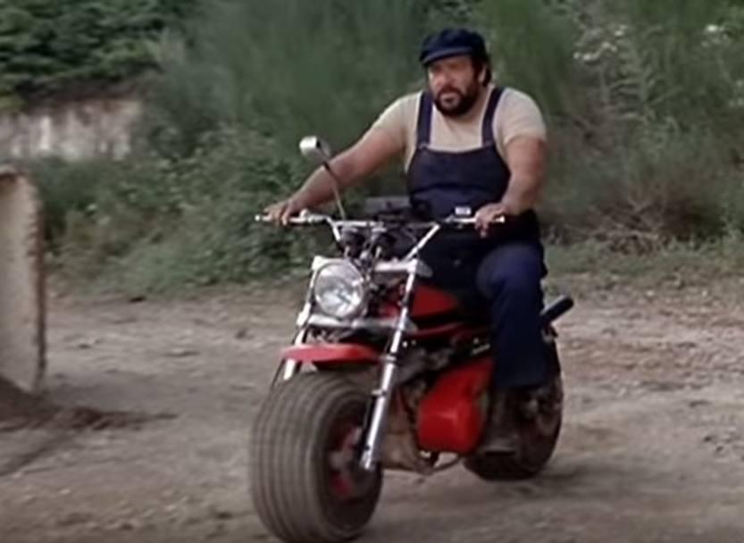 Le auto e le moto di Bud Spencer, dune buggy e