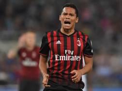 Carlos Arturo Bacca Ahumada, 29 anni, attaccante colombiano del Milan. Bozzani
