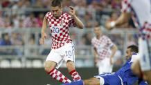 Il croato Marko Pjaca, 21 anni. Ap
