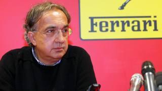 Sergio Marchionne, 64 anni, presidente Ferrari da ottobre 2014. Ansa