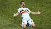 Eden Hazard, 25 anni. Ap