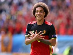 Axel Witsel, 27 anni. LaPresse
