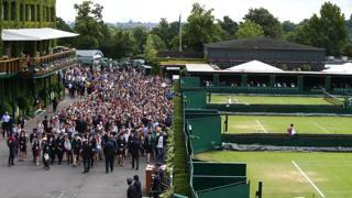 Torna il sole, splende Wimbledon