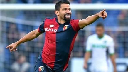 Rincon, centrocampista venezuelano del Genoa