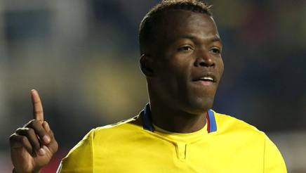 Enner Valencia, attaccante ecuadoriano del West Ham. laPresse