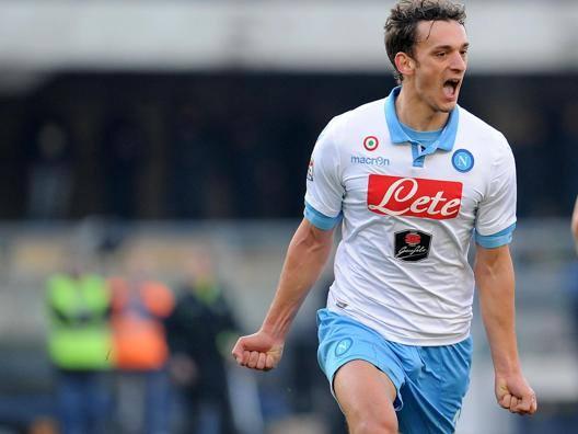 Manolo Gabbiadini, 24 anni. Ansa