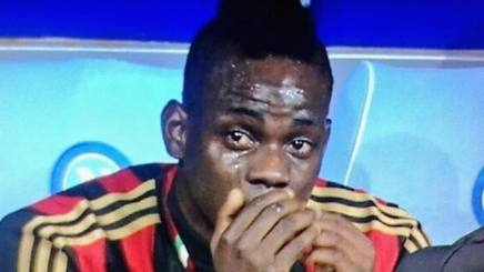 Mario Balotelli, 25 anni Ansa