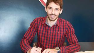 Marko Pajac firma il triennale con il Cagliari