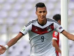 L'attaccante tedesco  Davie Selke, 21 anni