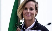 Federica Pellegrini, portabandiera azzurra a Rio. Ansa