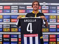 Gabriele Angella, 27 anni. Torna all'Udinese dopo tre stagioni.