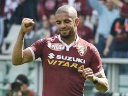 Bruno da Silva Peres, 26 anni, esterno brasiliano del Torino. Ansa
