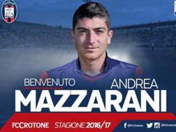Andrea Mazzarani, 26 anni