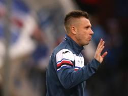 Antonio Cassano, 34 anni. Afp