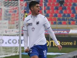 Joaqu�n Correa, 21 anni. Ansa