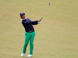 Matteo Manassero. Getty