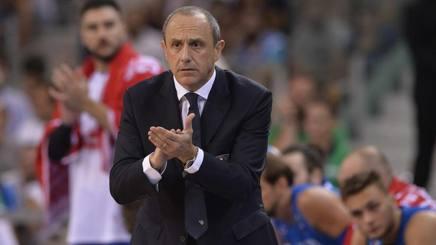 Ettore Messina, attuale coach della Naziona Italiana Basket CIAMILLO