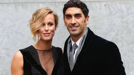 Federica Pellegrini, 27 , con Filippo Magnini, 34 GETTY IMAGES