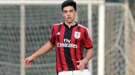 Cristian Maldini, la Reggiana