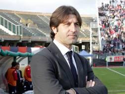 Massimo Rastelli, 47 anni, allenatore Cagliari. LaPresse