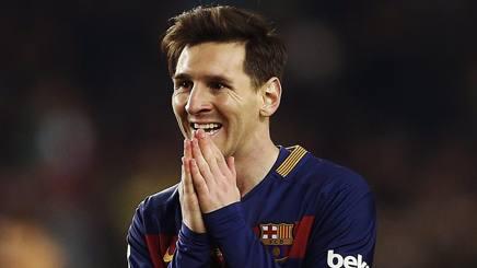 Leo Messi. Lapresse