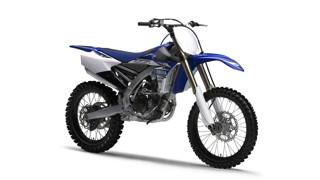 La Yamaha YZ250F