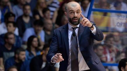 Maurizio Buscaglia, 47 anni, coach di Trento. Ciam/Cast