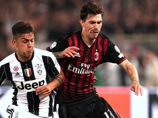 Dybala e Romagnoli nell'ultima finale di Coppa Italia. Forte