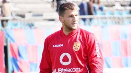 Alban Hoxha, 28 anni, portiere Partizani Tirana. Gasport