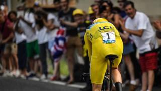 Tour de France, Froome è sempre più giallo
