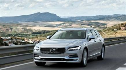 La Nuova Volvo V90