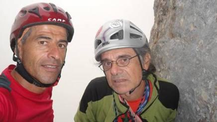 Roberto Iannilli e Luca D'Andrea . Facebook