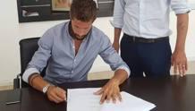 Luca Antonini, 33 anni, firma col Prato