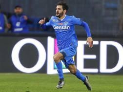 Riccardo Saponara, 24 anni. Ansa