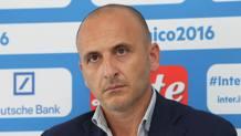 Piero Ausilio, ds dell'Inter. Getty Images