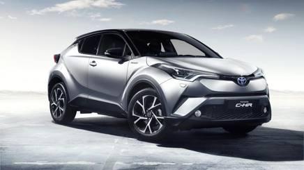 Il Toyota C-HR