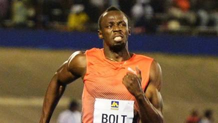 Usain Bolt, 29 anni, pronto al meeting di Londra, antipasto per l'Olimpiade di Rio AP