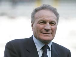 L'ex giocatore brasiliano Josè Altafini. Lapresse