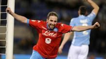 Gonzalo Higuain, 29 anni, 36 gol nell'ultima serie A. LaPresse