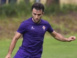 Giuseppe Rossi, 29 anni, tornato alla Fiorentina dopo il prestito al Levante. LaPresse