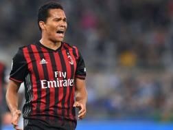 Il Milan ha deciso di non portare in tourn�e Carlos Bacca. Bozzani Fabio