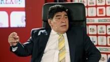 Diego Armando Maradona, 55 anni.