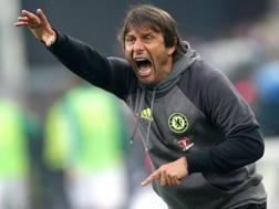 Antonio Conte, 46 anni, tecnico del Chelsea. Epa
