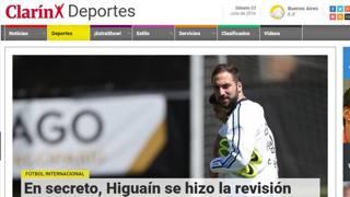 Higuain, l'affare dell'estate sulla stampa estera