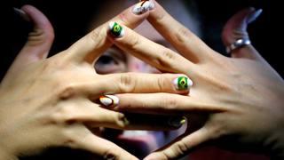 Mani sulle Olimpiadi
